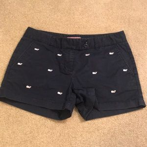 Women's Vineyard Vines navy blue shorts